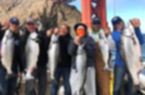 San Francisco Bay Salmon Charter