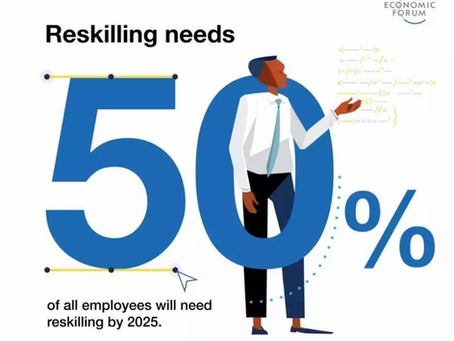 2025 : l'année du reskilling/upskilling, et vos soft skills, vous en êtes où ?