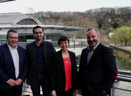 Partenariat avec Dynergie sur l'innovation