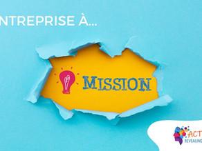ACT4 TALENTS devient une entreprise à mission !