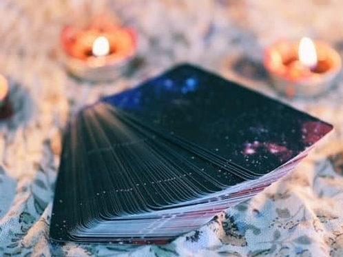 Card Reading- 30 Minutes