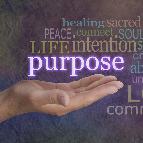 30 Day Purpose Intensive
