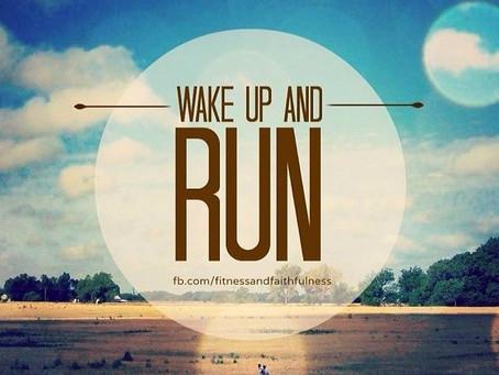 We love to Run here at Body4u