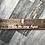 Thumbnail: Latitude Longitude Sign - double plank wood sign