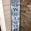 Thumbnail: Welcome sign for front porch | Personalized Welcome Sign