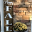Thumbnail: Double Sided Porch Sign - Tall double sided welcome sign - Holiday Porch Decor