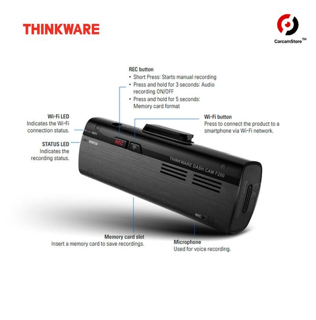 Thinkware F200