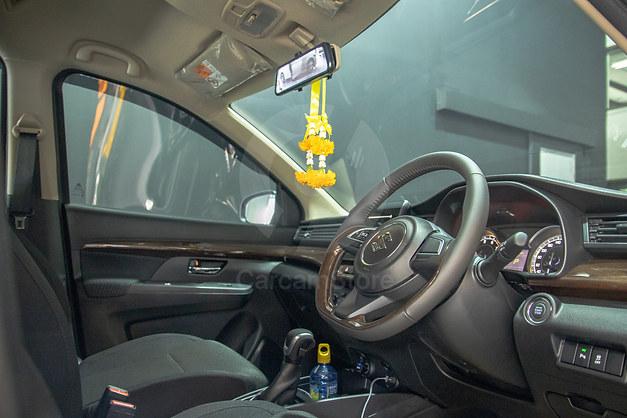 มุมมองภาพจากฝั่งคนขับ