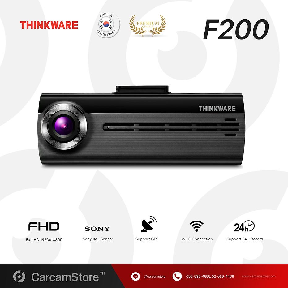 THINKWARE F200 1CH