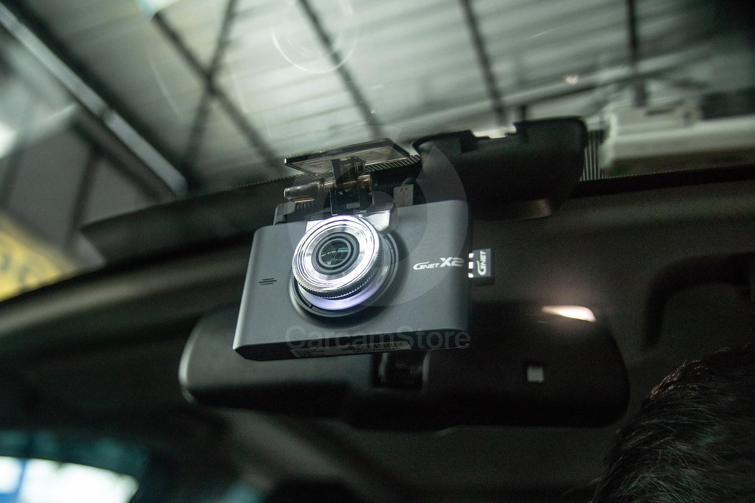 ภาพจากด้านหน้าตัวกล้อง