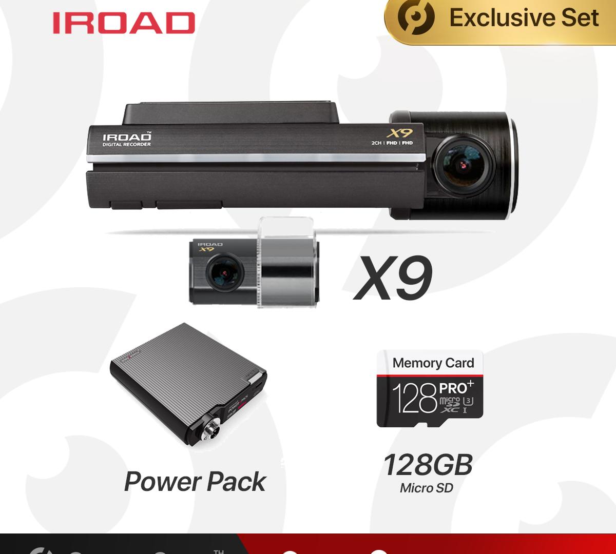 IROAD X9