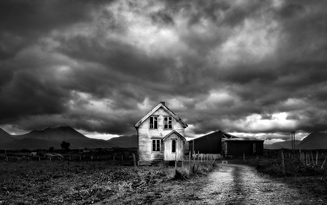 Ghost House-Lofoten # 9