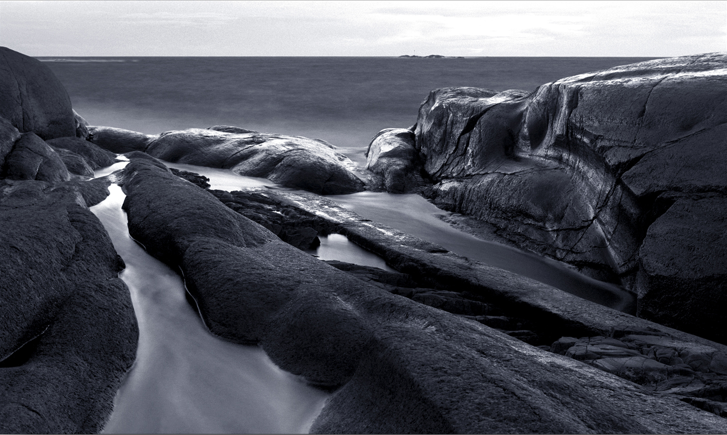 Rocks and Sea Tjome-Norway # 37