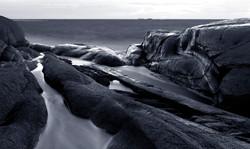 Rocks and Sea Tjome-Norway # 37