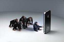 Monkey Phone # 76