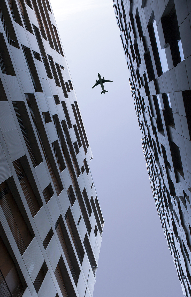 Urban Flight # 211