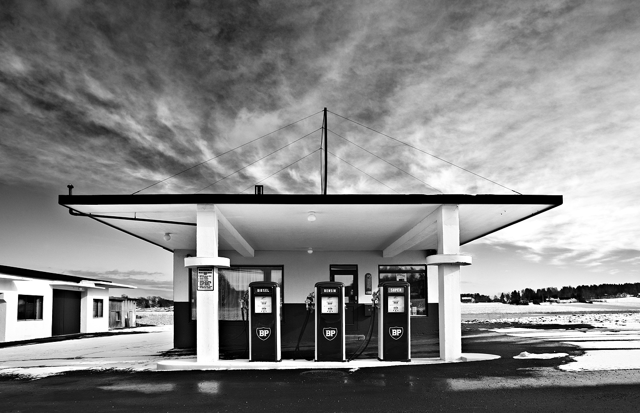 BP Gas Station # 6