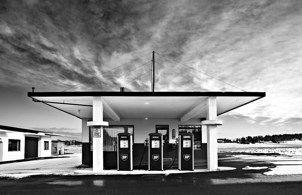 BP Gas Station # 6