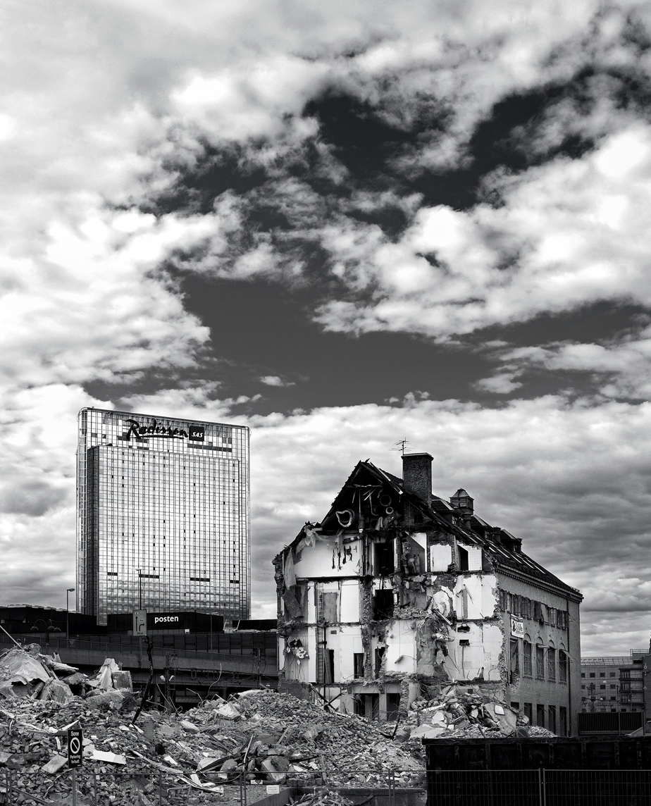 Old and New Oslo-Norway # 11