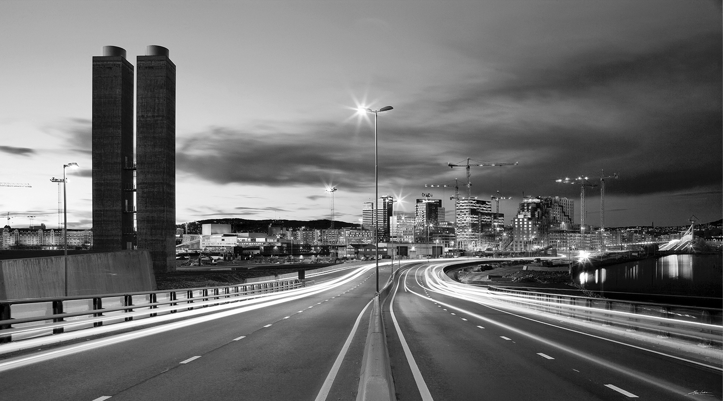 Oslo Skyline-Norway # 14