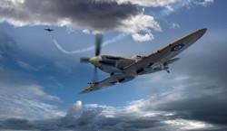 Fligth Of The Spitfire # 50 B