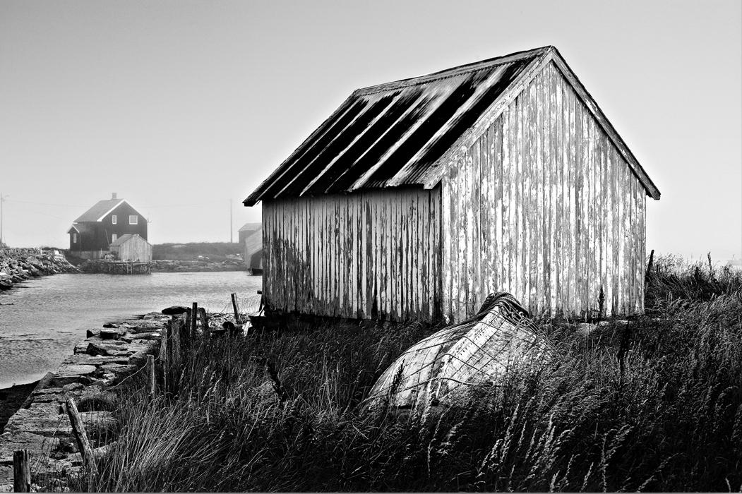 Boat House-Lofoten # 12