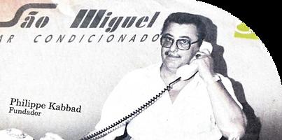 História - São Miguel