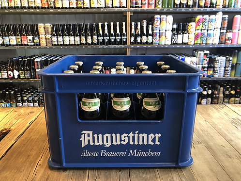 Augustiner Lager Harass 20x50cl