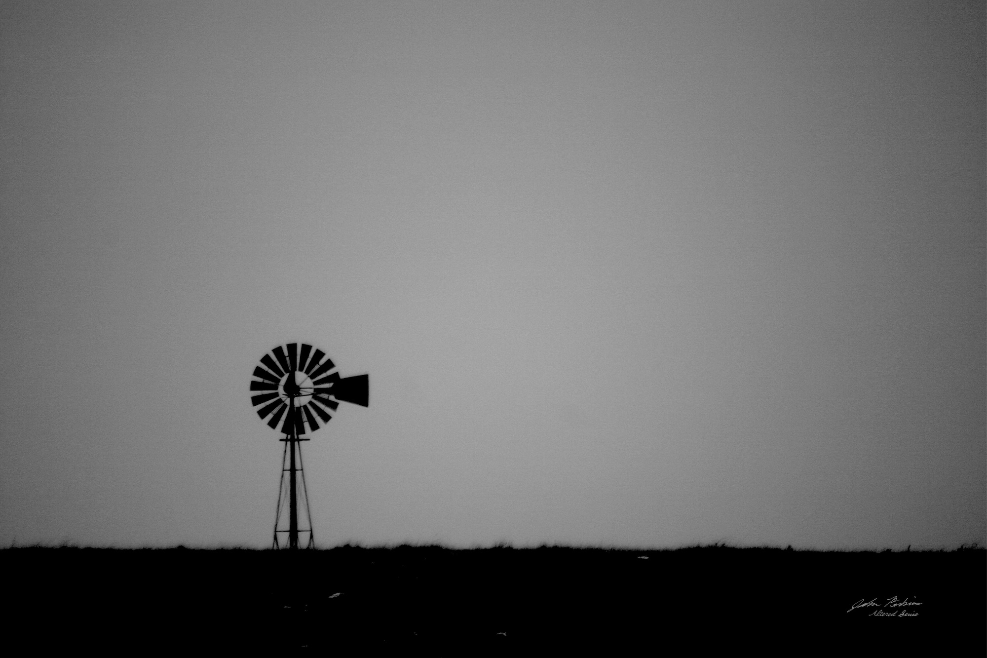 Windmill Stillness