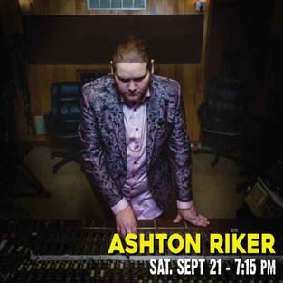 Ashton Riker