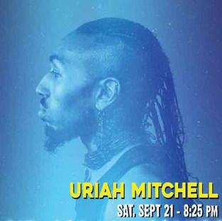 Uriah MItchell