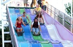 kids state fair slide