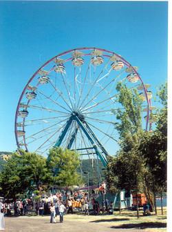 Giant Wheel day