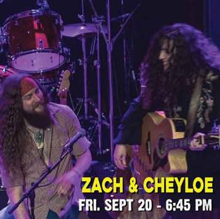 Zach & Cheyloe