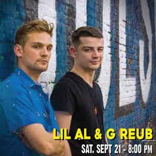Lil Al & G Reub