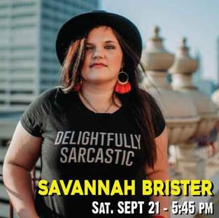 Savannah Brister