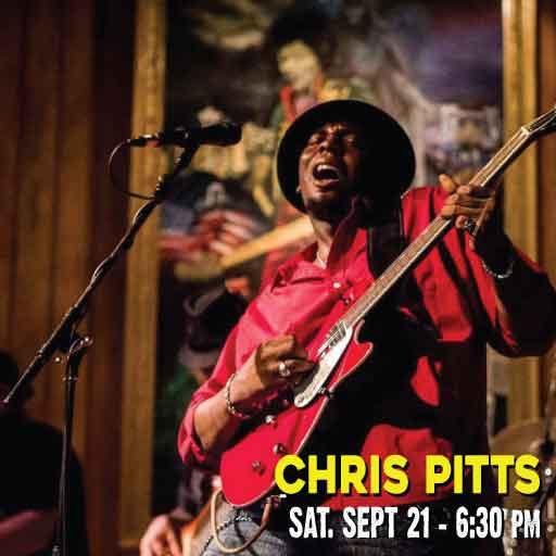 Chris Pitts