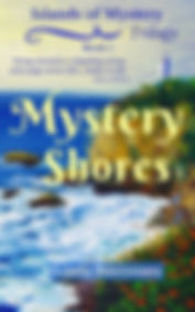 Correct Mystery Shores cover lighthouse