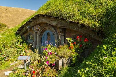 Hobbit Hole by Anup Shah CC BY-SA 2.0.jp