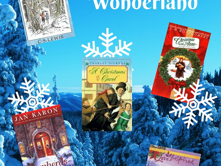 Walking in a Reading Wonderland: My Top 5 Books to Reread This Holiday Season