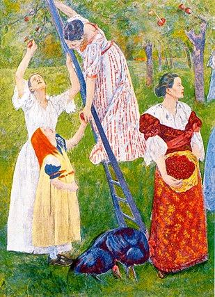 Mary Cassatt and the Vanishing Mural