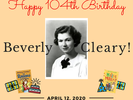 Happy 104th Birthday, Beverly Cleary: Five Windows Into Her World