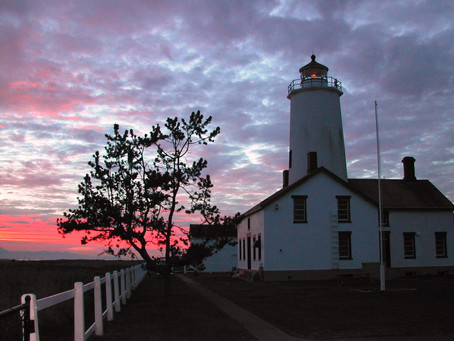 Sojourn at the Lighthouse: Experiencing Life By the Sea