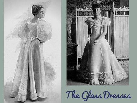 A Spanish Princess, a Glass Dress, and a Creative Gamble
