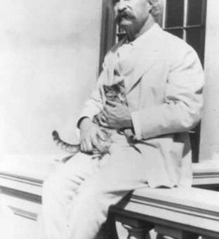 A Parade of Cats: How a Black Kitten Rescued Mark Twain