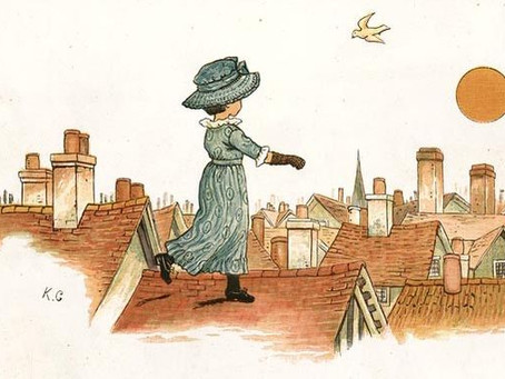 Kate Greenaway: Staying True to Your Own Style