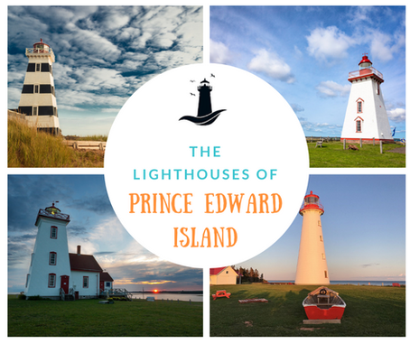 Stars Through an Autumn Twilight: A Harvest of Lighthouses on Prince Edward Island