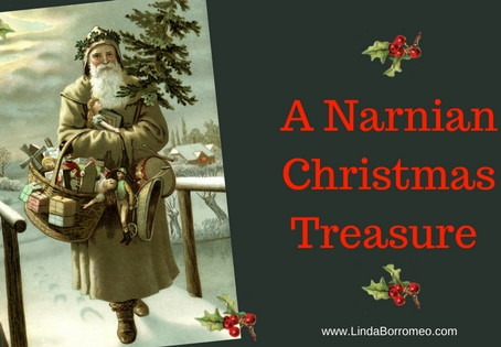 A Narnian Christmas Treasure, a Professor and Africa
