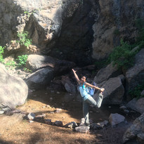 Horsetooth Falls hike