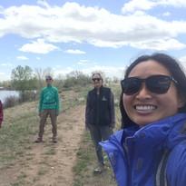 Arapaho Bend group hike